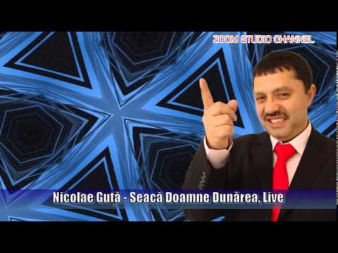 NICOLAE GUTA - SEACA DOAMNE DUNAREA, LIVE, ZOOM STUDIO