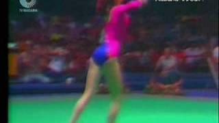 Cvetomira Filipova Clubs 1985IntervisionCup