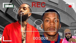 New Video Shows Getaway Driver REAL CONNECTION To Eric Holder In Nipsey Hussle Case