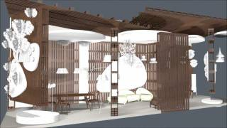 Slamp - Maison & Objet 2012 - Stand Preview
