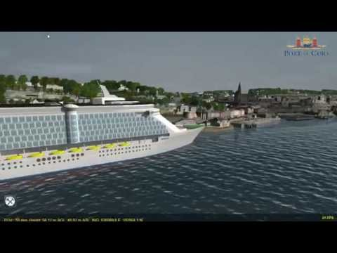 Port of Cork Cruise Liner Facilities at Cobh