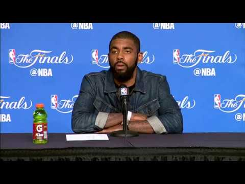 Kyrie Irving NBA Finals Game 3 Press Conference