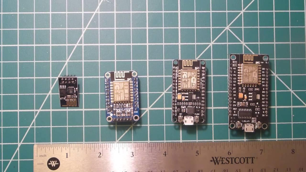 ESP8266 Dev Boards