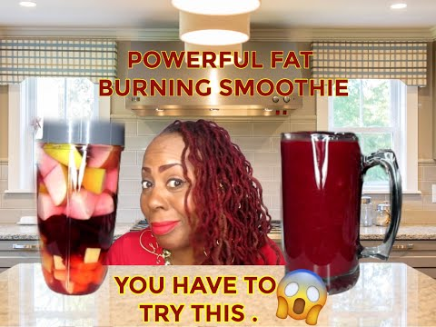 powerful-fat-burning-weight-loss-smoothie-||-meal-replacement-||-you-have-to-try-this!!