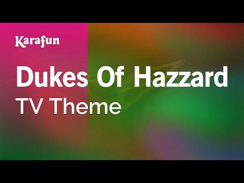 Karaoke Dukes Of Hazzard - TV Theme *