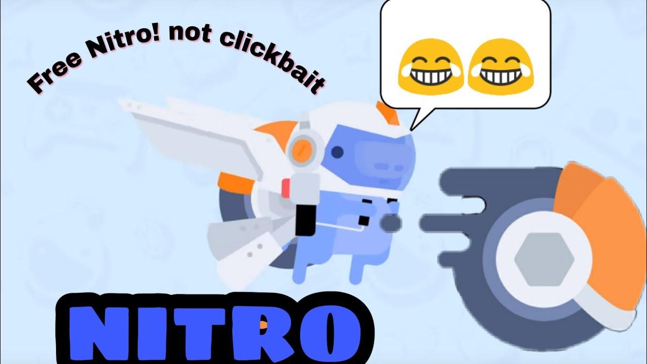 Free Nitro Bot