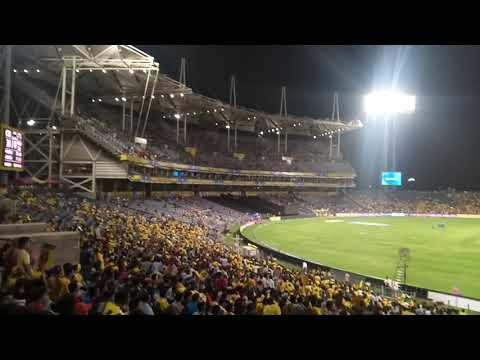 IPL 2018 CSK VS RR MCA STADIUM PUNE