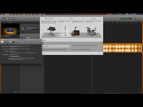Learn How to Record Vocals in GarageBand