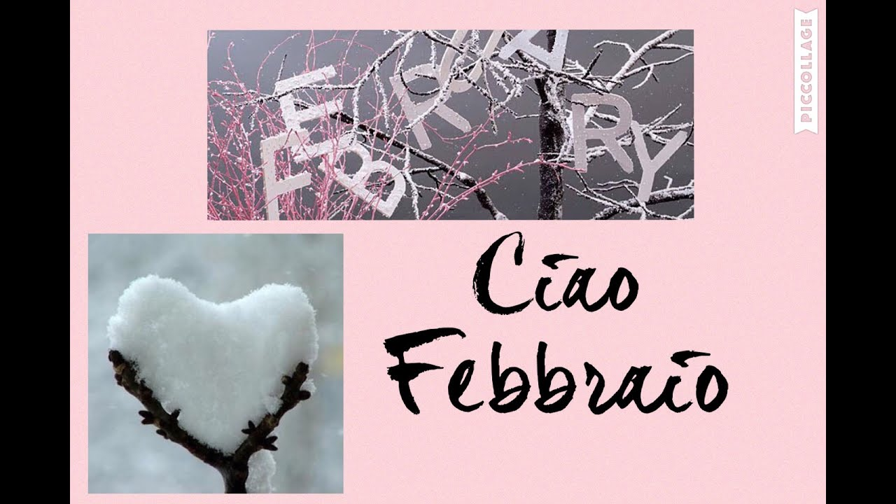 Risultati immagini per Ciao Febbraio