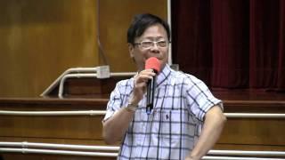 2011.07.04辛亥革命百週年演講 - 明愛馬鞍山中學