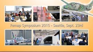 FEMAP Symposium 2015 at Boeing's Future of Flight Center, Sept. 23rd