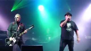 Big Cyc - Berlin Zachodni & Jak słodko zostać świrem (Live in Juwenalia. Lublin 2014)