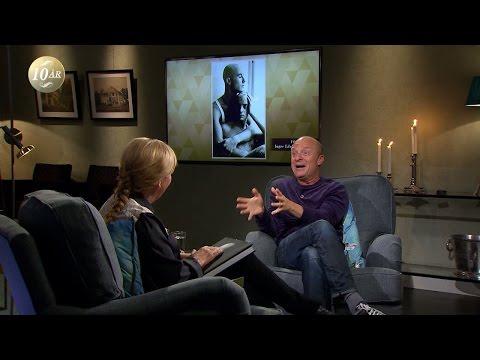 """Jonas Gardell: """"Jag hade målat min idealman, det var Mark"""" - Malou Efter tio (TV4)"""
