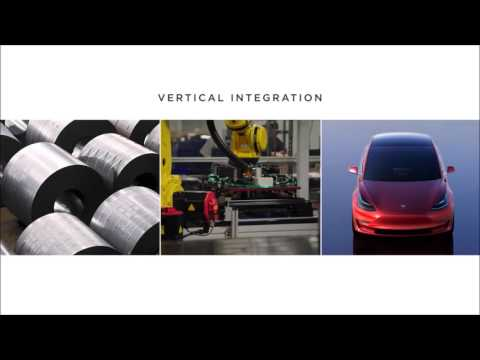 Tesla Gigafactory opening Navada , USA