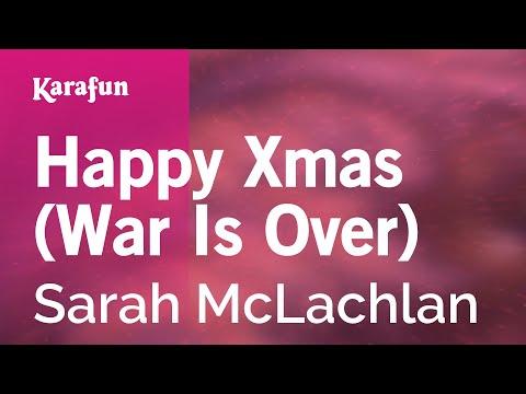 Karaoke Happy Xmas (War Is Over) - Sarah McLachlan *