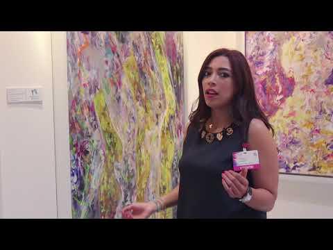 Lamiaa Menhal | لمياء منهل - Moroccan Artists Painter -