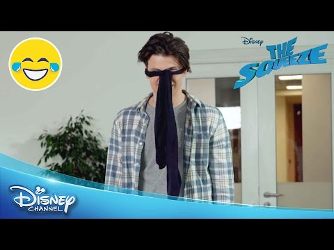 The Squeeze | Elephant Acting Masterclass | Official Disney Channel UK