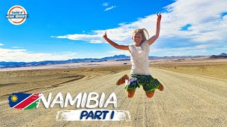 Discovering Namibia | Fish River Canyon to Windhoek | 90+ Countries With 3 Kids