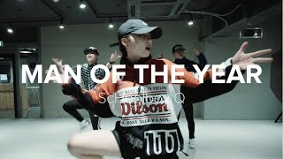 Man Of The Year - ScHoolboy Q / Sori Na Choreography‬