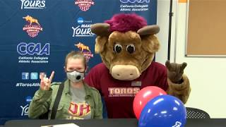 Sydney's Volleyball Signing Day Full Press Conference