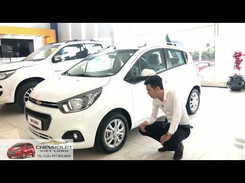 [Chevrolet Việt Long] Chevrolet Spark 2018 dòng xe phù hợp KD Grab