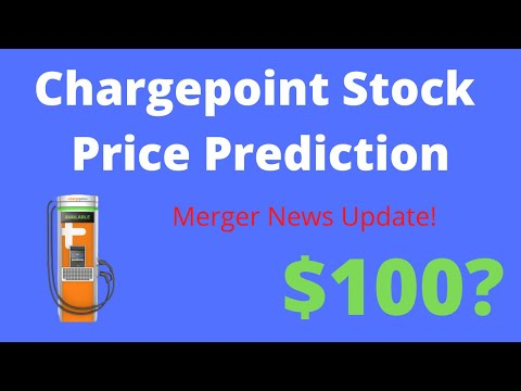 Chargepoint SBE Stock Price Prediction! SBE Merger News Update
