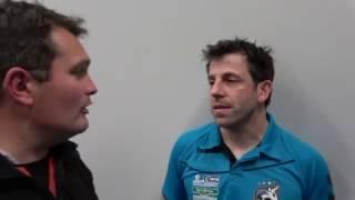Interview Jean-René Ragon après Union Girondins Bordeaux