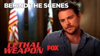 Character Profile: Clayne Crawford As Riggs | Season 1 | LETHAL WEAPON