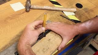 AK pin removal without a press Part 1