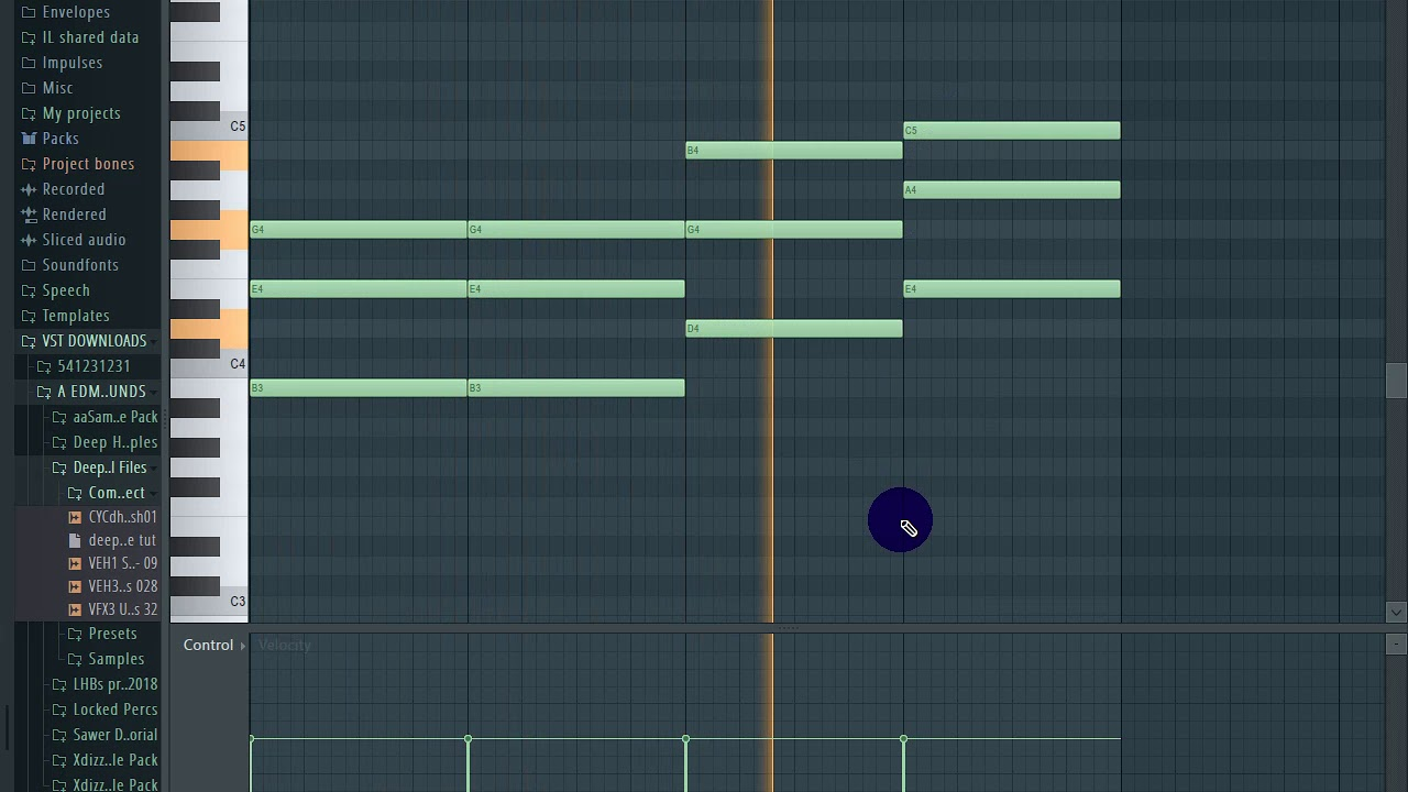 Download HOW TO MAKE DEEP HOUSE PART 1 SIMPLE  CHORDS