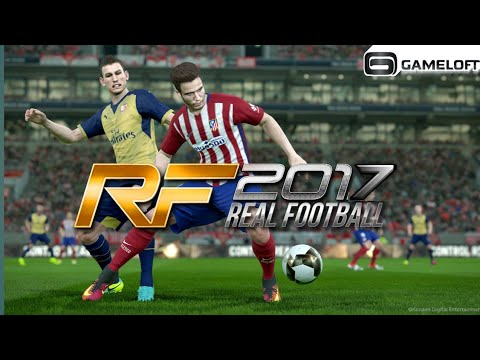 Real Football 2017 Patched 2012 Android 450 MB Offline High Graphics