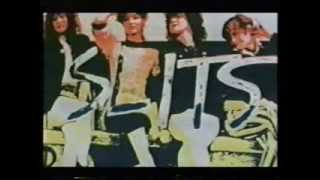The punk princesses in clips from a 1978 BBC OMNIBUS programme (wit...