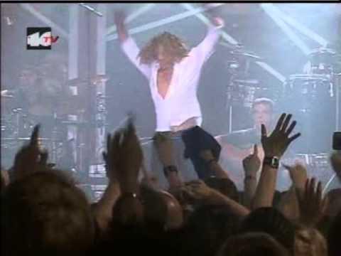 DAVID BISBAL BULERIA / Live 2004
