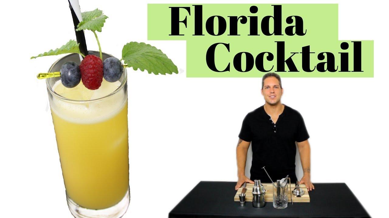 florida cocktail alkoholfrei ein mix aus s sauer und bitter alkoholfreie cocktails selber. Black Bedroom Furniture Sets. Home Design Ideas