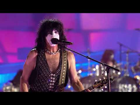 """I Was Made for Lovin' You Live 4K"" KISS 2020 Goodbye Atlantis, The Palm, Dubai"
