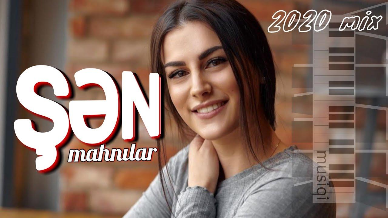 ŞƏN Mahnılar 2020 mix  | Yigma Oynamali Toy Mahnilari (YMK Musiqi #197) Azeri Popuri