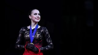 ALINA ZAGITOVA World Champion 2019 FS произвольная программа с немецкими комментариями