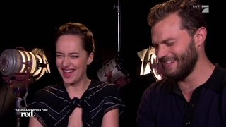 jamie dornan and dakota johnson interview with red germany 9 dec 2016