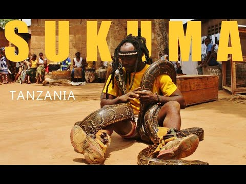 Sukuma African Dance