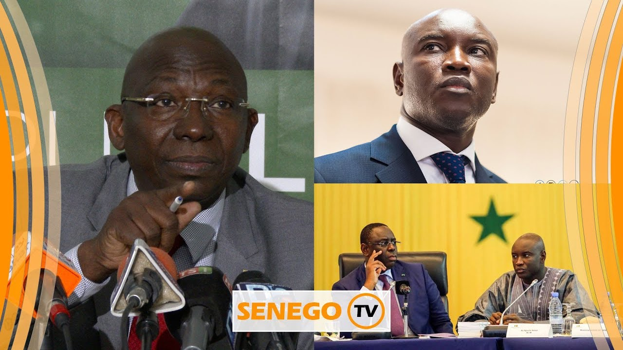 Pr Issa Sall le fait qu'Aly Ngouille Ndiaye organise les élections c'est de la corruption