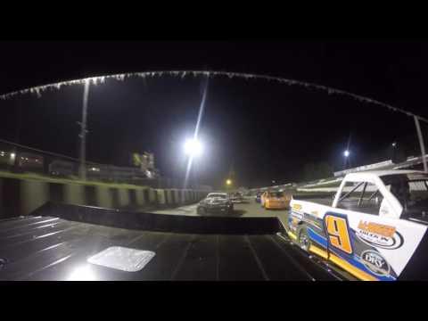 Batesville motor speedway rear camera 5-21-16