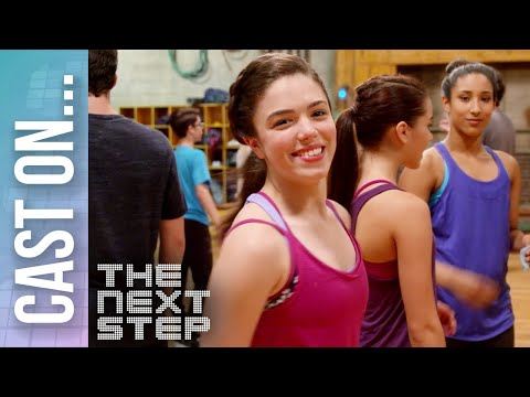 The Next Step - Cast On: Alexandra Chaves (Piper)