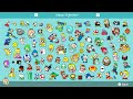 Super Mario 3D World - Complete Stamp Collection - 100% Complete