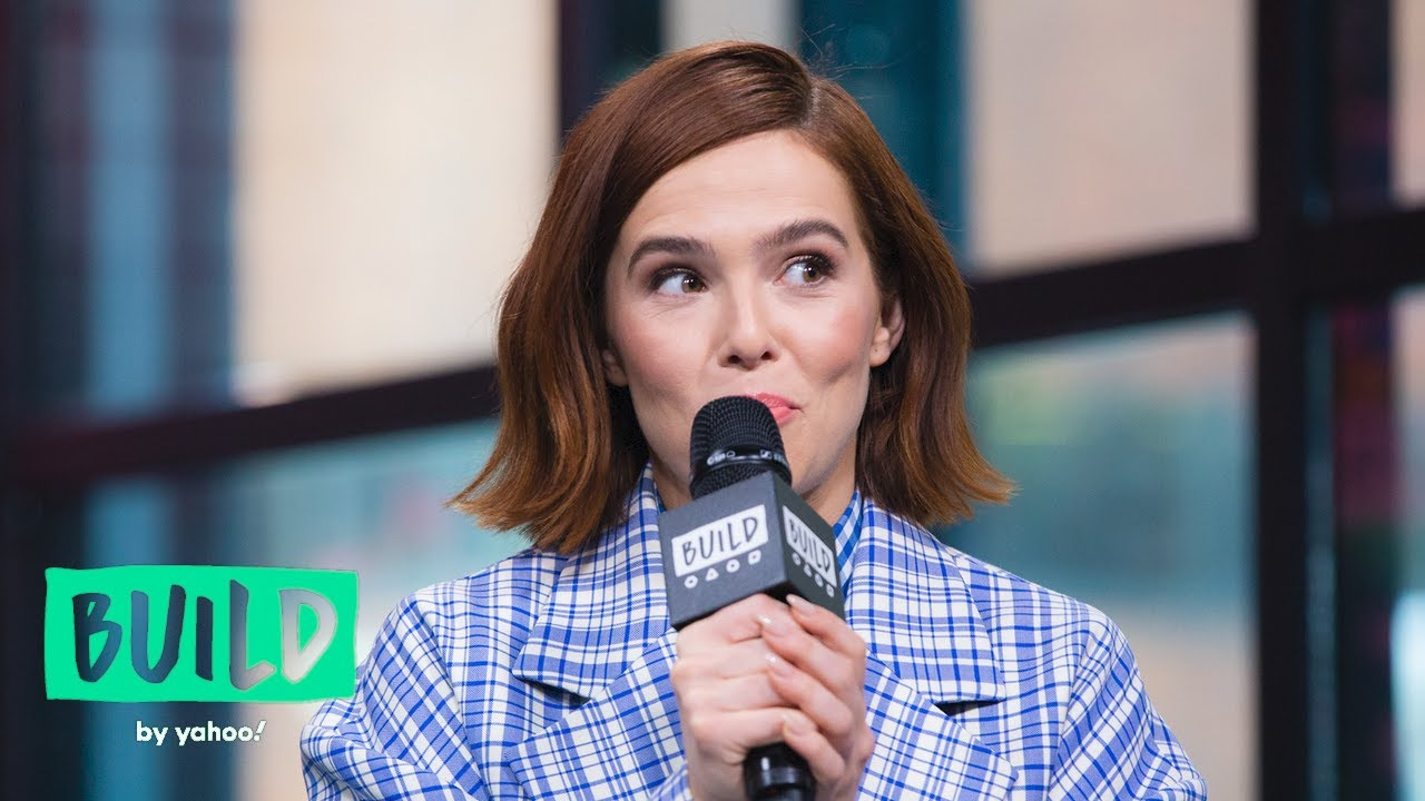 Zoey Deutch Talks About Her Character in the Movie Buffaloed ...