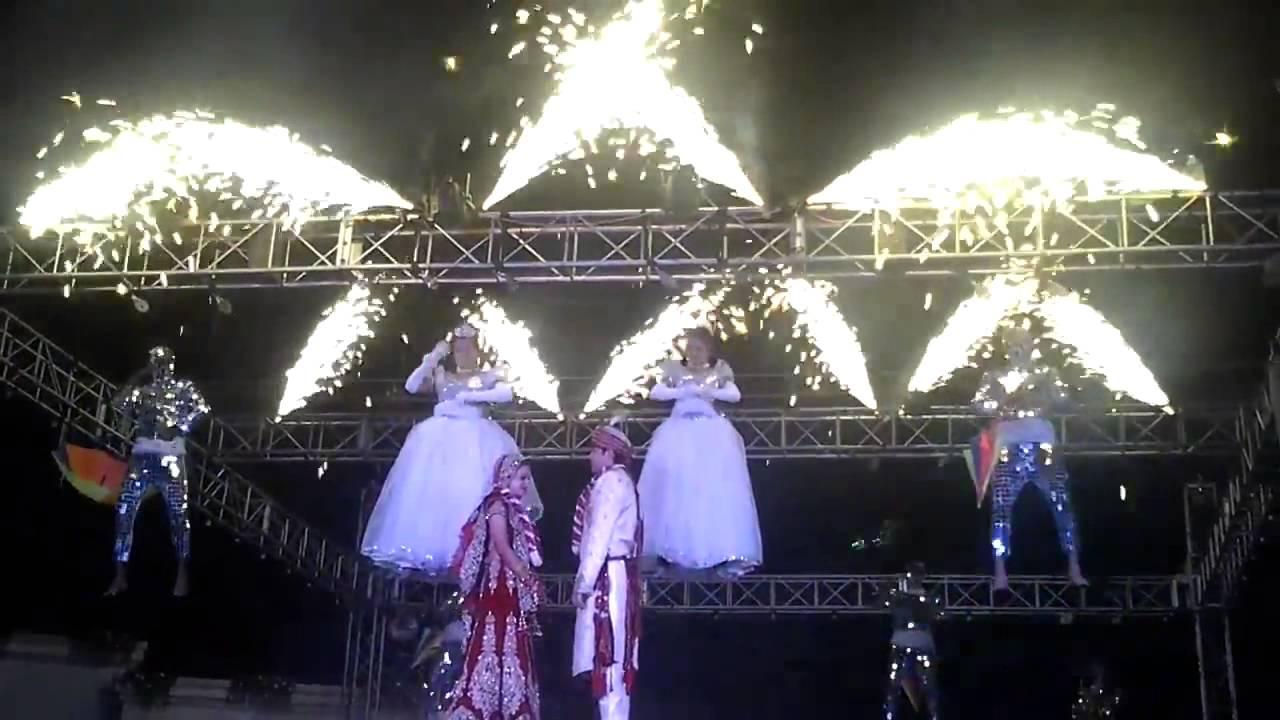 Download Zeal Fire Dance  Company ZFDC [ Varmala Harness act]