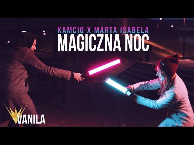 Kamcio & Marta Isabela - Magiczna Noc (Oficjalny teledysk) NOWOŚĆ DISCO POLO SYLWESTER 2020