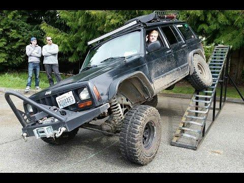 1998 Jeep Cherokee XJ RC 4 5