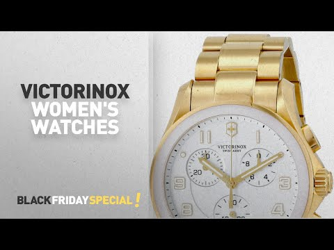 Victorinox Women's Watches 80% Off Retail! | Amazon Black Friday Sale