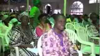 VICTORY LIFE WORLD CONVENTION 2013 BY REV DR) KUNLE SALAMI TOPIC POWER FOR EXPLOITS