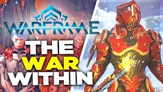 Warframe The War Within is INSANE!   REACTION